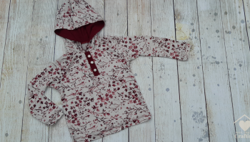 Peek-a-Boo Declan Pullover Sewing Project
